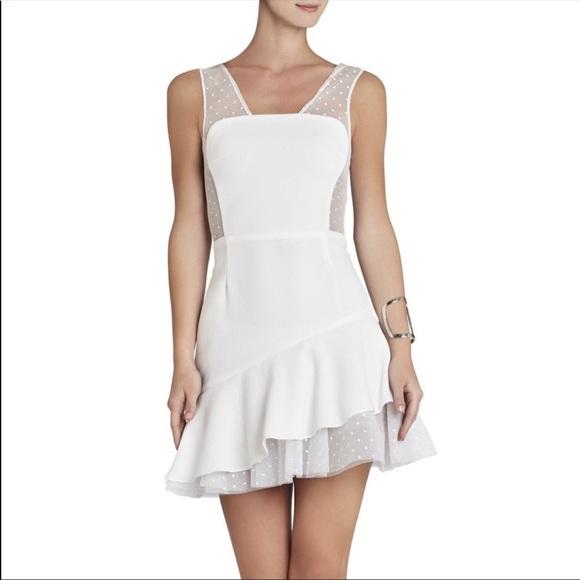 BCBG Dresses & Skirts - BCBG White Dress